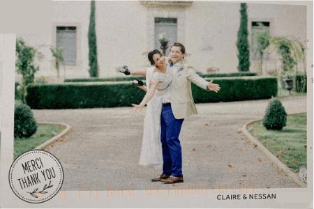 Mariage chateau de Malmont Temoignage
